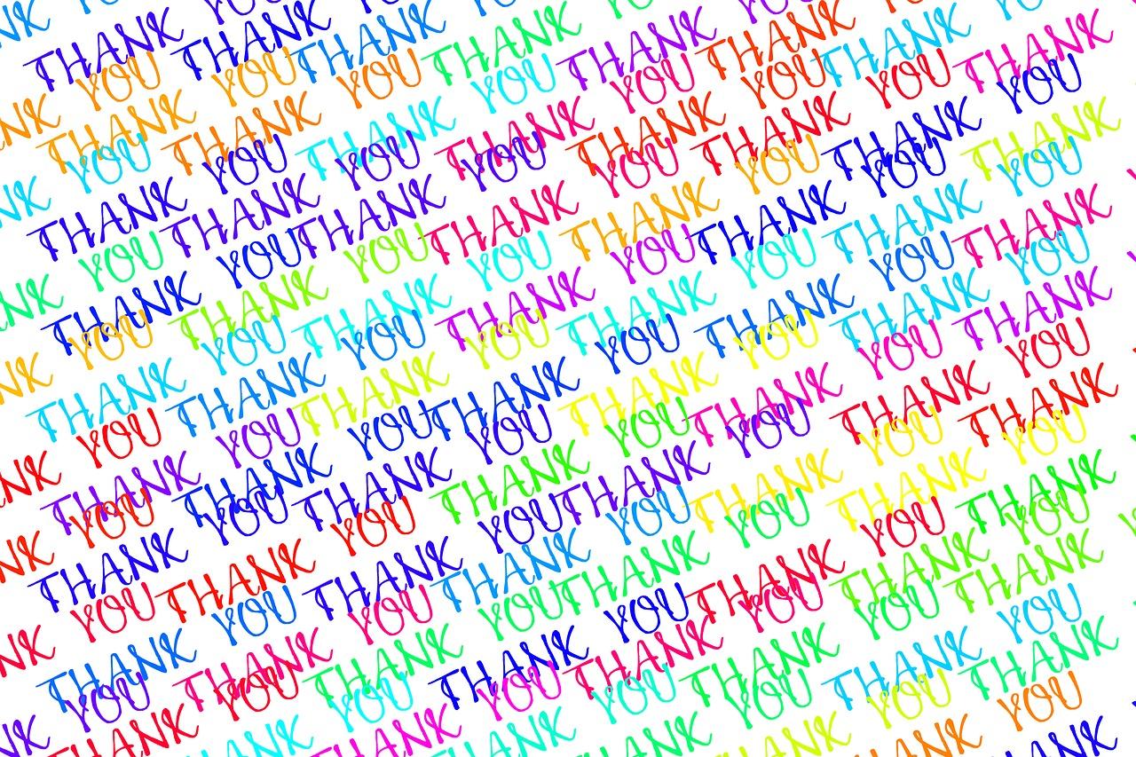 My Gratitude Log – 09 February 2018