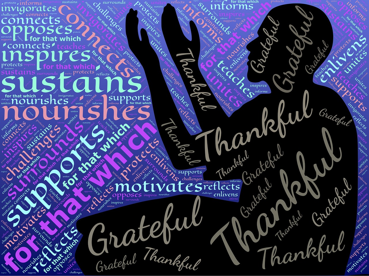 My Gratitude Log – 10 February 2018